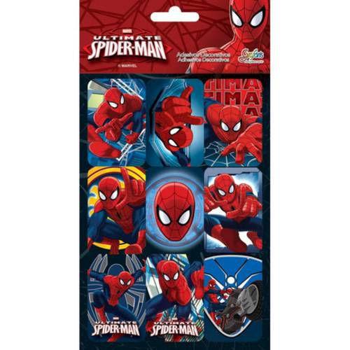Adesivos Spider-Man Tilibra