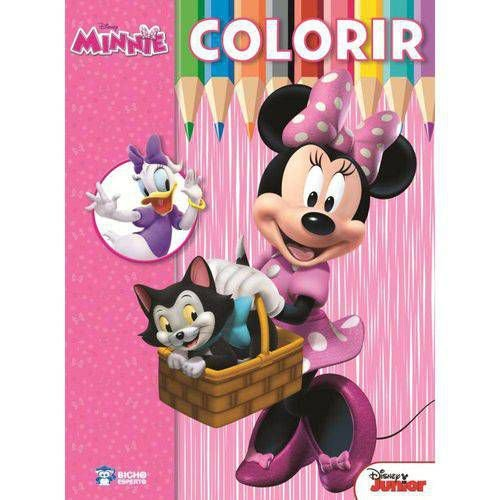 Disney Colorir Grande - Minnie
