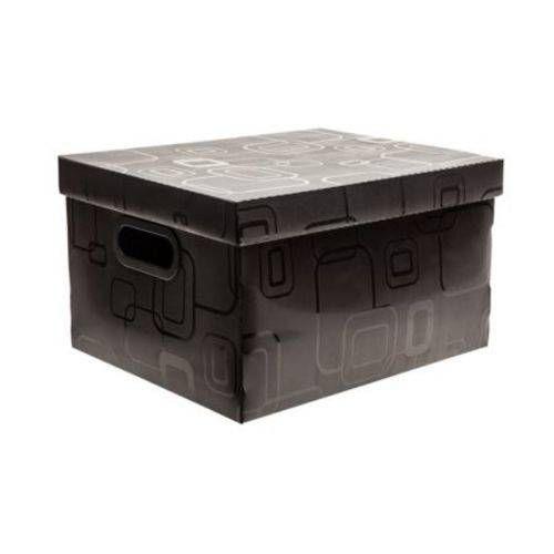 Caixa Organizadora Pequena - Preta - 2170.p - Dello