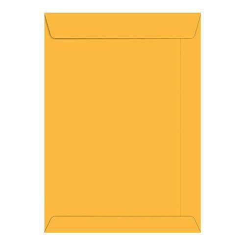Envelope Saco Kraft Ouro  260x360