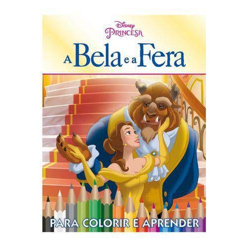 Kit Disney Com DVD - A Bela E A Fera