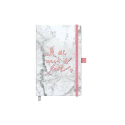 Caderneta Papertalk Maxi Pink Stone - Mrm