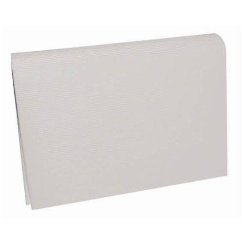Papel Microondulado Branco 50comx80cm Pacote - Vmp