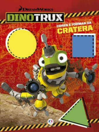 Dinotrux - Cores E Formas Da Cratera