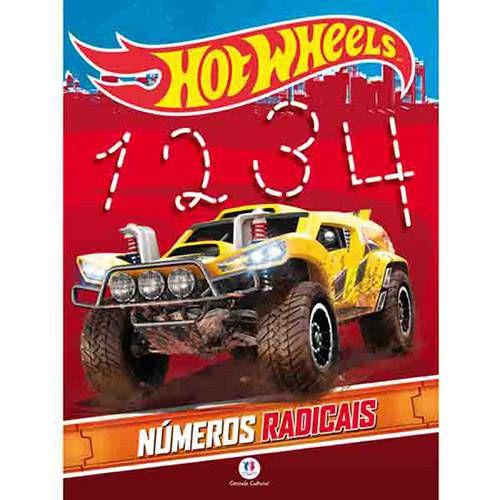 Livro - Hot Wheels Numeros Radicais