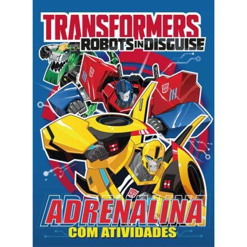 Transformes: Adrenalina com Atividades