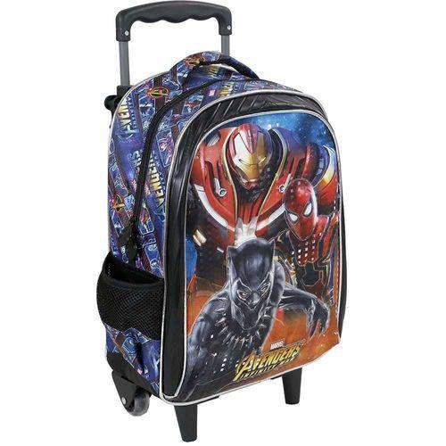 Mochila Com Rodas Avengers Armored G Xeryus 7490
