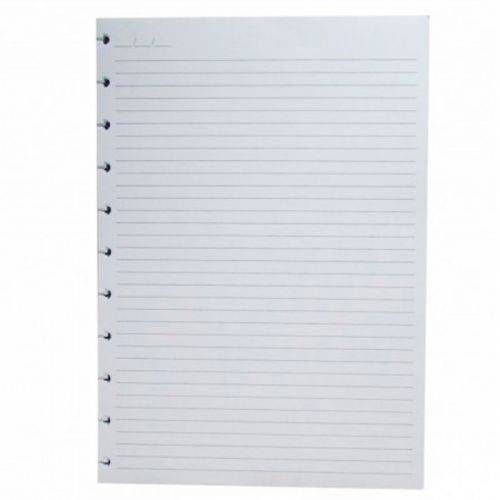 Bloco Refil Grande Pautado 120g Com 30 Folhas - Cirg4004 - Caderno Inteligente