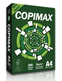 Papel Sulfite A4 75gr. 210 X 297mm  Pt 500fls - Copimax
