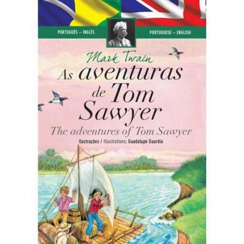 Classicos Bilingues - As Aventuras De Tom Sawyer