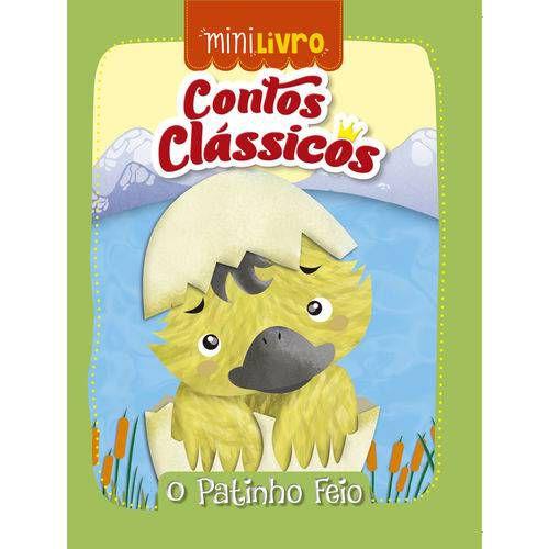 MINI LIVRO CONTOS CLASSICOS O PATINHO FEIO (CIRANDA CULTURAL)