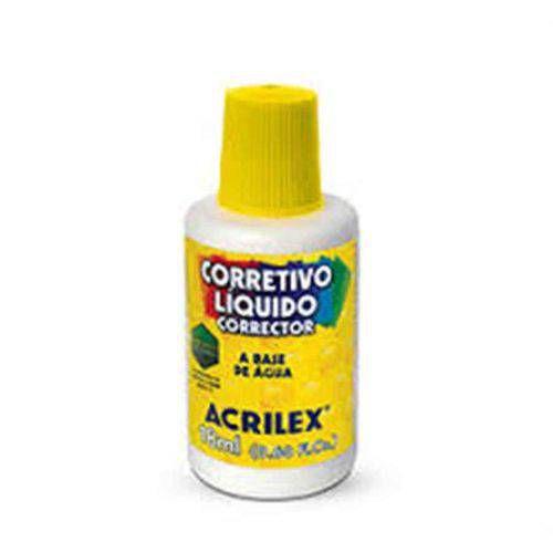 CORRETIVO LIQUIDO 18ML (ACRILEX)