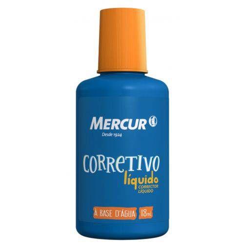 CORRETIVO LIQUIDO 18ML (MERCUR)