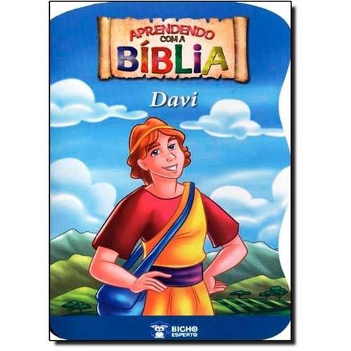 LIVRO APRENDENDO COM A BIBLIA-DAVI BICHO ESPERTO