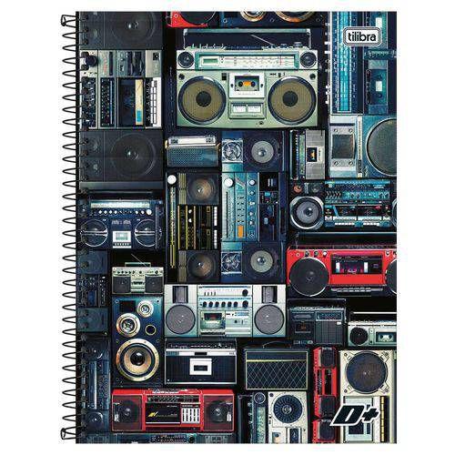 CADERNO CD UNV 10MAT D+ (TILIBRA)