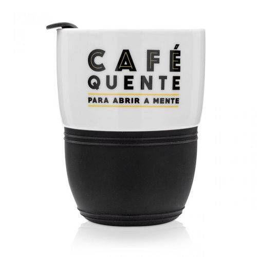 COPO PARA VIAGEM COM CINTA CAFE QUENTE LUDI