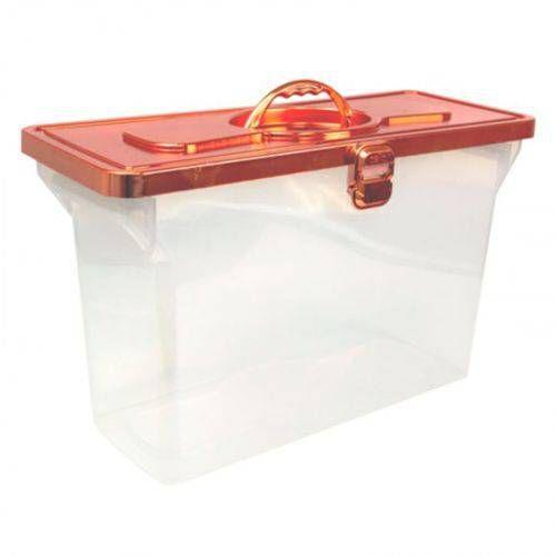 MALETA ORGANIZADORA ROSE GOLD (EMPILHAVEL)(DELLO)0331.RG
