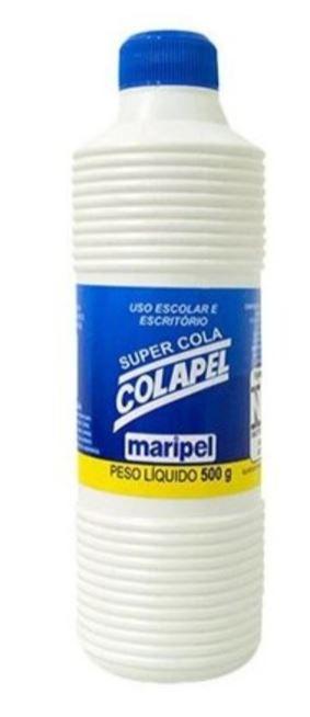 COLA BRANCA 500GR COLAPEL MARIPEL
