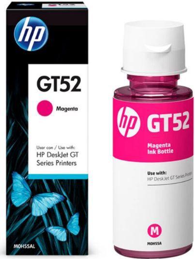TINTA HP GT52 70ML MAGENTA ORIGINAL M0H55AL