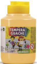 TINTA GUACHE 250ML AMARELO PELE ACRILEX 538