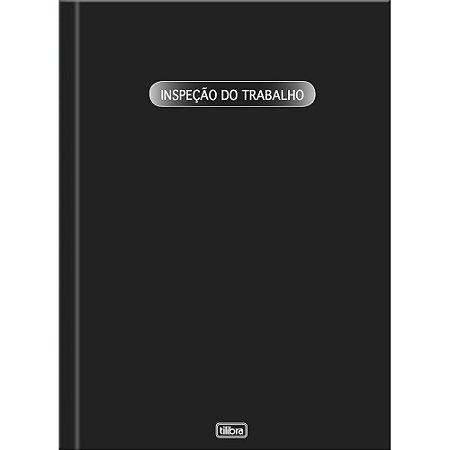 LIVRO INSPECAO TRABALHO 100F