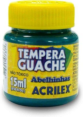 TINTA GUACHE 15ML VERDE BANDEIRA ACRILEX 511