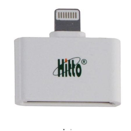 ADAPTADOR APPLE IPHONE 5-M X IPHONE 4-F  HITTO WB-210156