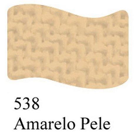 TINTA TECIDO FOSCA 250ML AMARELO PELE ACRILEX 538