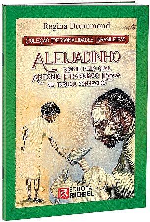 LIVRO ALEIJADINHO PERSONALIDADES BRASILEIRAS BICHO ESPERTO