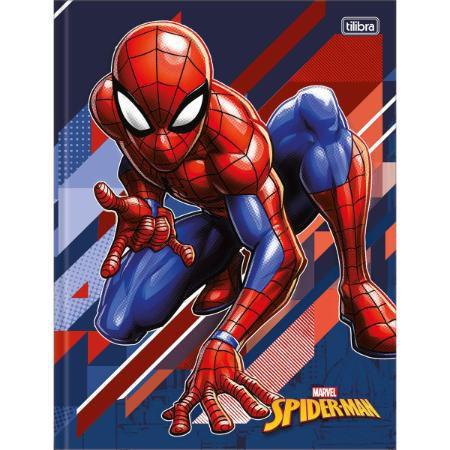 CADERNO BROCHURAO CD 80F SPIDER MAN (TILIBRA)