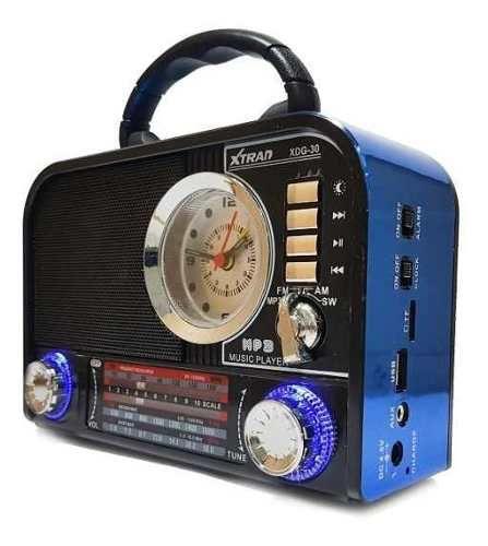 RADIO AM/FM SD/USB XTRAD XDG-28