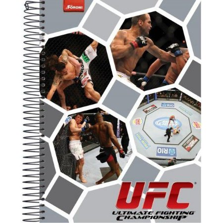 CADERNO CD UNV 15MAT UFC  FORONI
