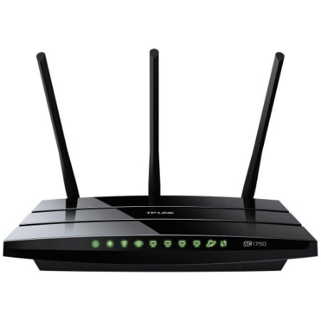 ROTEADOR WIRELESS AC 1750 DUAL BAND TP-LINK ARCHER C7
