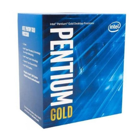 PROCESSADOR 1151 PENTIUM GOLD G5420 3.8GHZ 4MB CACHE BX80684G5420