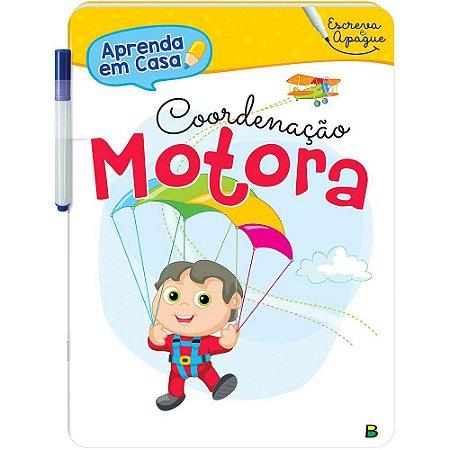 LIVRO ESCREVA E APAGUE COORDENACAO MOTORA APRENDA EM CASA BRASILEITURA