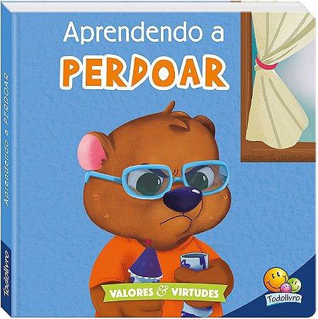 LIVRO CD APRENDENDO A PERDOAR VALORES E VIRTUDES II TODO O LIVRO
