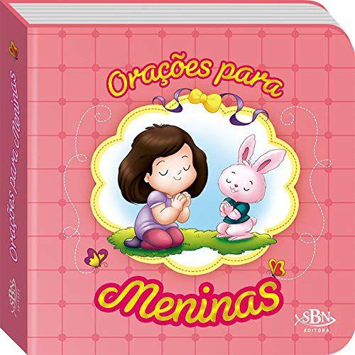 LIVRO CD ORACOES PARA MENINAS ORACOES PARA OS PEQUENINOS SBN