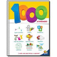 LIVRO 1000 ATIVIDADES (TODO O LIVRO)