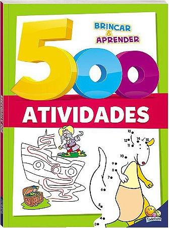 LIVRO 500 ATIVIDADES TODO O LIVRO