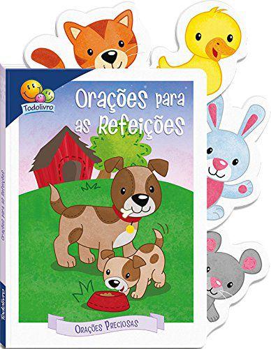 LIVRO CD ORACOES PARA AS REFEICOES ORACOES PRECIOSAS SBN EDITORA