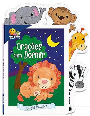 LIVRO CD ORACOES PARA DORMIR ORACOES PRECIOSAS SBN EDITORA
