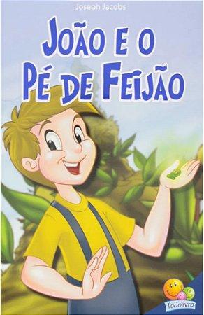 LIVRO HISTORIA JOAO E O PE DE FEIJAO CLASSIC STARS TODO O LIVRO