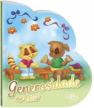 LIVRO CD GENEROSIDADE NO VIVER VIVENDO COM JESUS TODO O LIVRO