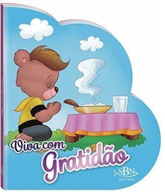 LIVRO CD VIVA COM GRATIDAO VIVENDO COM JESUS TODO O LIVRO)
