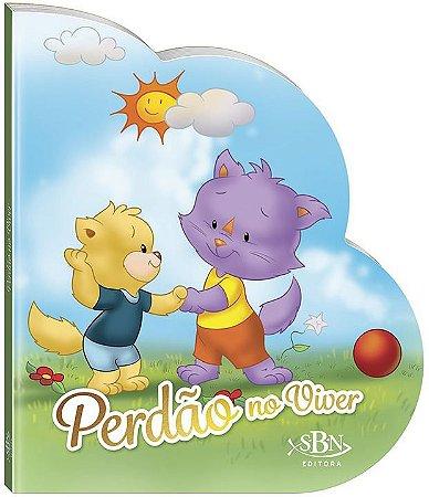 LIVRO CD PERDAO NO VIVER VIVENDO COM JESUS TODO O LIVRO
