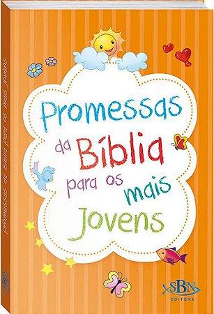 LIVRO PROMESSAS DA BIBLIA PARA OS MAIS JOVENS SBN