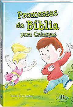 LIVRO CD PROMESSAS DA BIBLIA PARA CRIANCAS TODO O LIVRO
