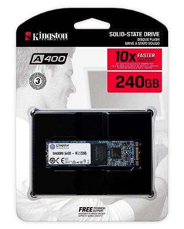 HARD DISK SSD  M.2 240 GB KINGSTON SA400M8/240G
