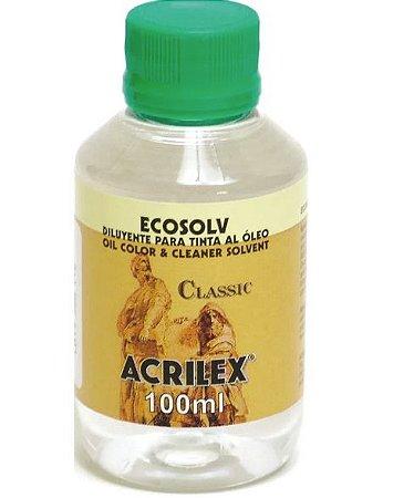 ECOSOLV 100ML ACRILEX