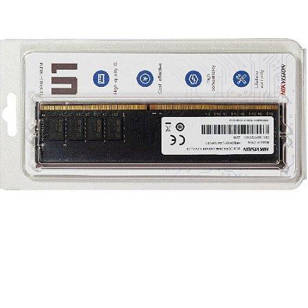 MEMORIA 8.0 GB DDR4 2666 HIKVISION HKED4081CAA1D0GA1